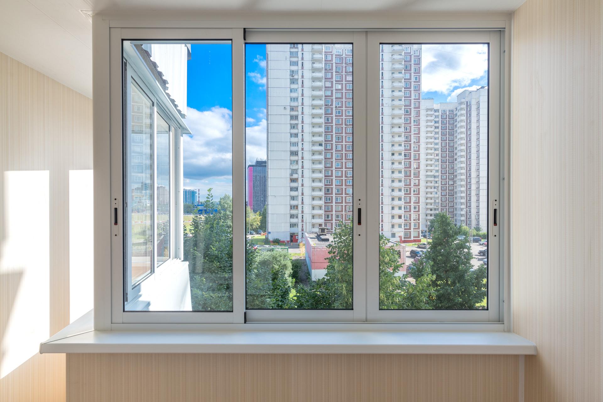 Зеленый бор * просмотр темы - окна. остекление балконов и ло.